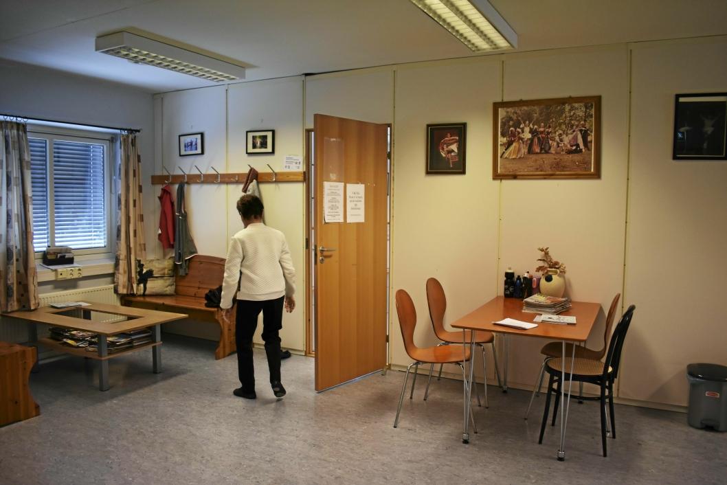 BALLETTSTUDIO: Liv Steens Ballettstudio ligger på Kolbotn, og har eksistert i 63 år.