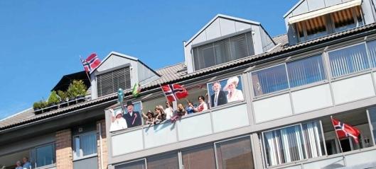 Kongelig balkong