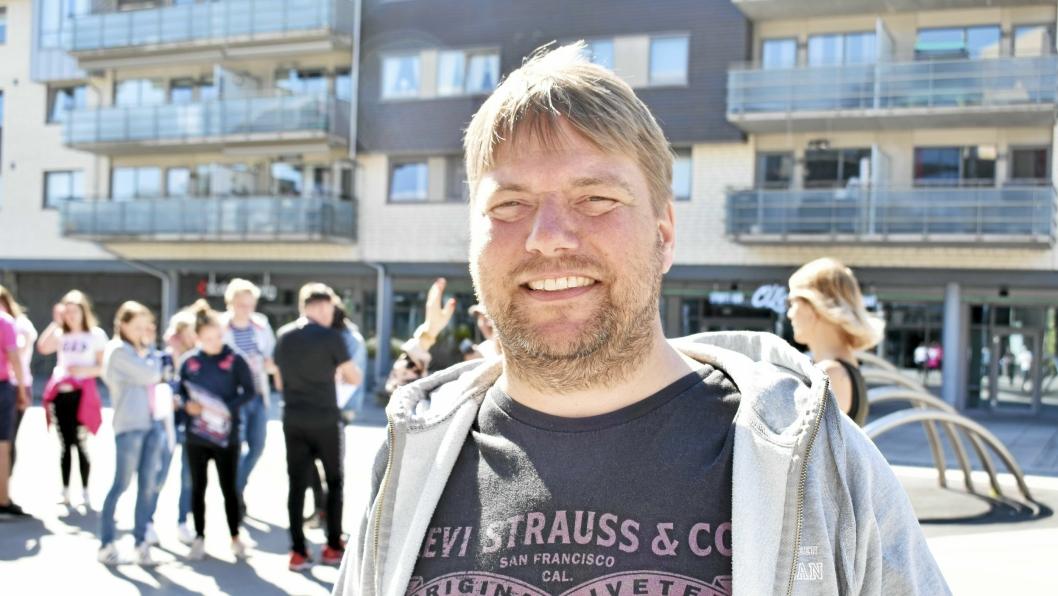 TURKOORDINATOR: Christian Lund.