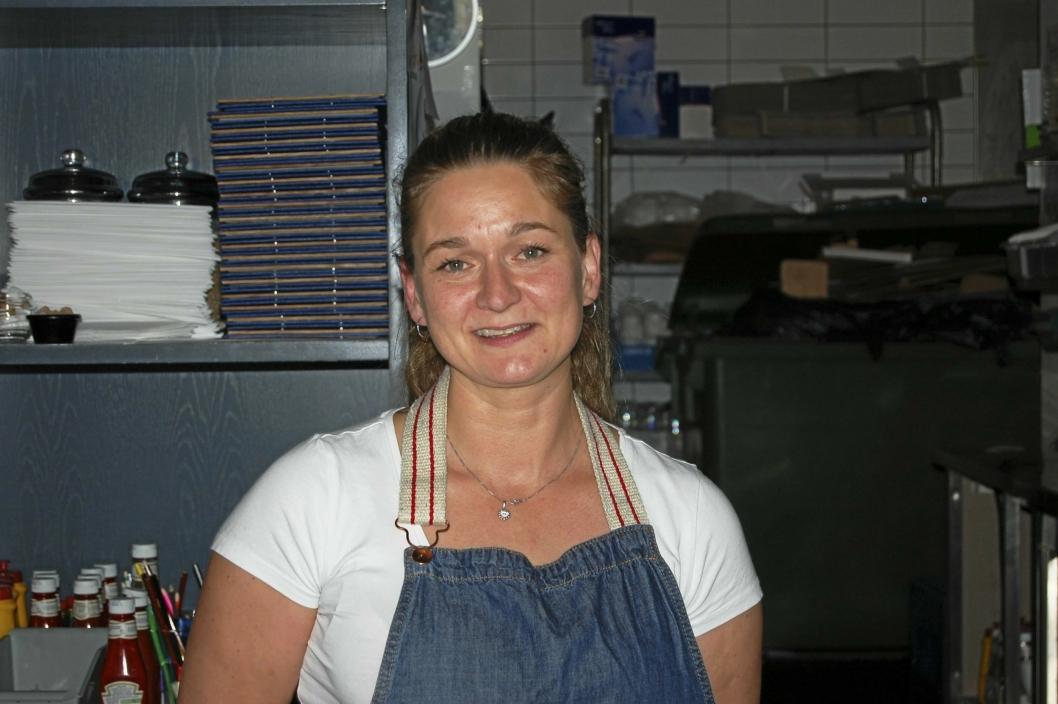 DAGLIG LEDER: Anette Kristin Embretsen.