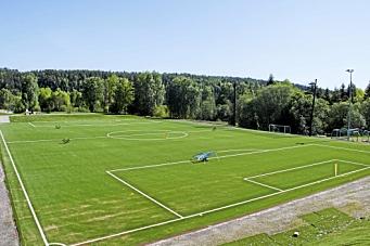 Den «hemmelige» fotballbanen