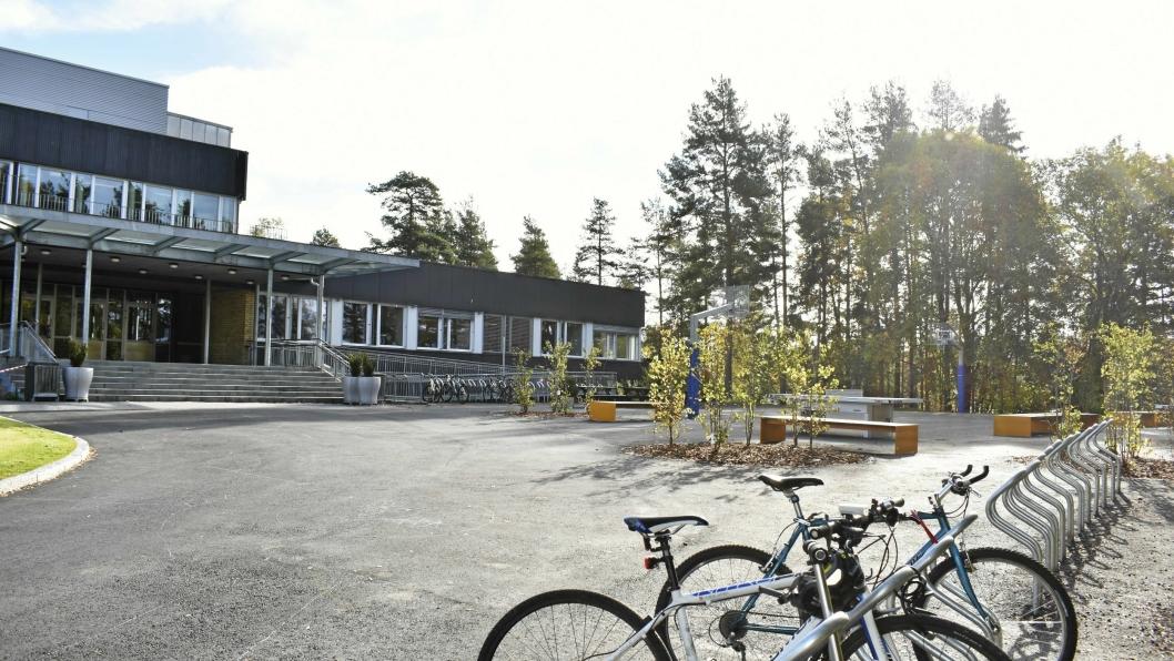 INGIERÅSEN SKOLE: Kommer til å ha ny rektor fra desember - hvis alt går etter planen.