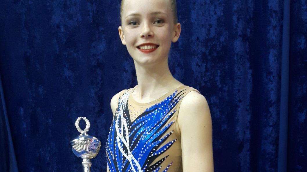 VINNER: Emilie Sophie Skjelstad vant Norgescupen.