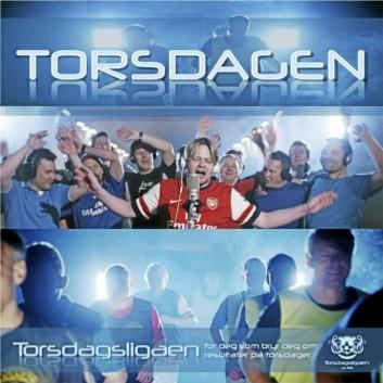 «ORIGINALEN»: Slik så coveret ut for jubileumslåta gutta spilte inn i anledning sitt eget 20. årsjubileum.