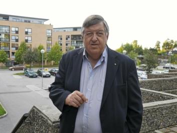 FORKLARER: Varaordfører Kjell G. Pettersen.
