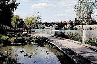 Krav om flytebrygge i Veslebukta