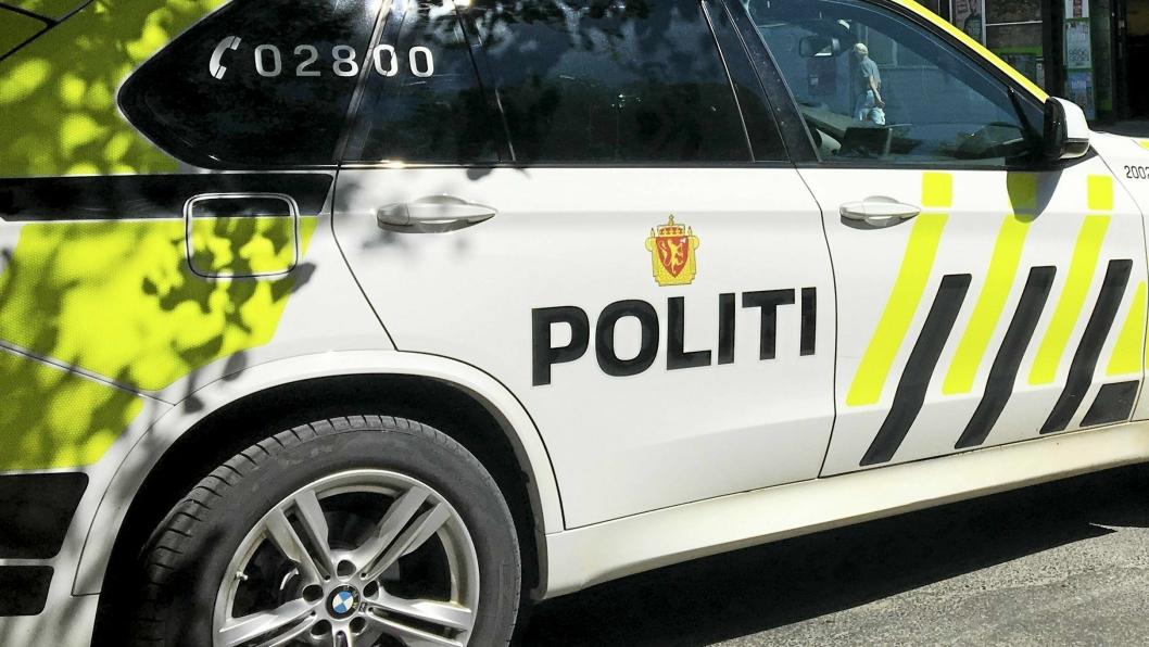INNBRUDD OG TYVERI: Politiet rykket ut til tyveri og innbrudd på Solbråtan tidlig fredag morgen 22. juni.