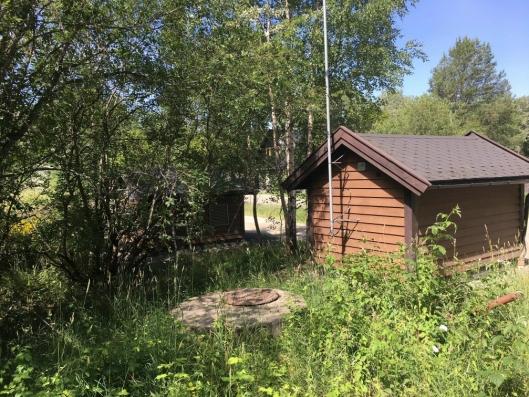 OVER 1 MILLION LITER PER ÅR: Kloakk- og overvannsutslipp fra nødoverløpene ved pumpestasjonene på Ekornrud og ut i Kolbotnvannet har forekommet i korte perioder over mange år.