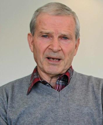 ERFAREN KONTROLLØR: Michael Blümlein har erfaring som byggeteknisk konsulent og kontrollør i 50 år.