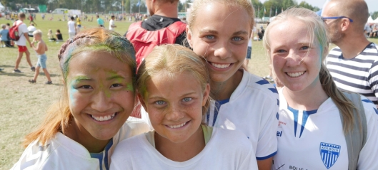 Herlige dager på Norway Cup