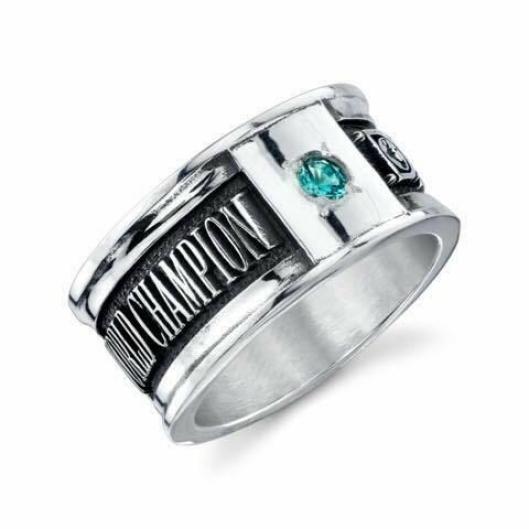 DRØMMERING: Denne worlds-ringen har vært målet til Ida Herseth i mange år.