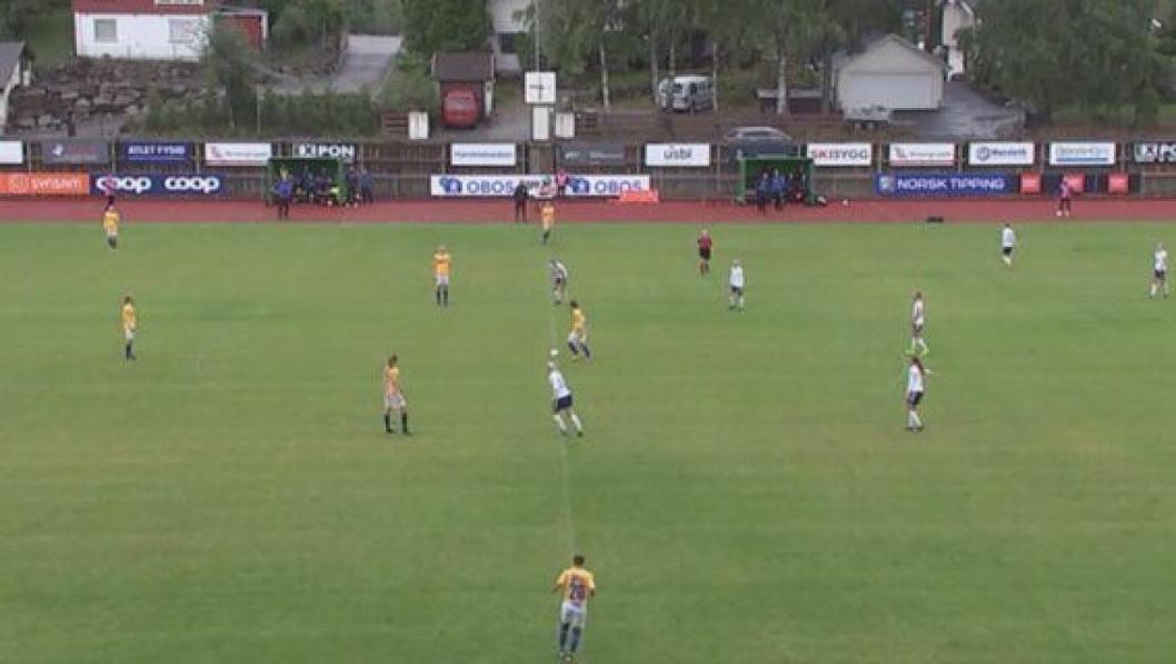 NY FEST?: Tirsdag klokken 17.00 spiller Kolbotn IL kvartfinale i cupen mot Klepp.