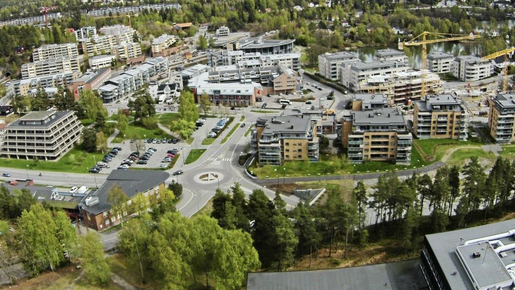 RESTRIKSJONER: – Jeg forventer forøvrig at kommunen er like restriktive hva angår byggehøyde for øvrige prosjekter i Kolbotn vest slik de var med Gravermoen, sier Gunnar Sveen.