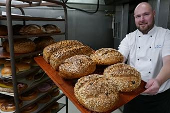 Åpner Sentrum bakeri i morgen