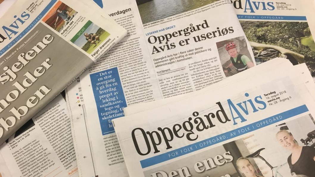 KRITISK PRESSE: Tore Nordberg mener