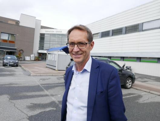GÅRDEIER: Bjørn Grepperud.