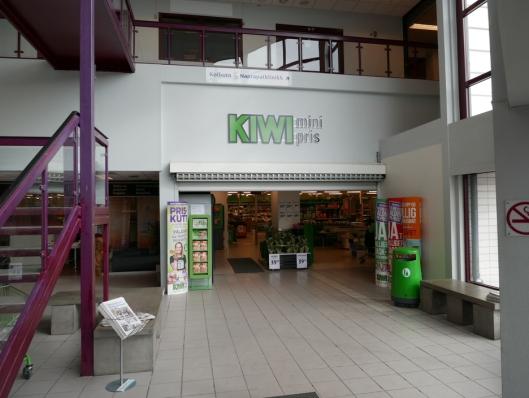 KIWI: KIWI har vært på senteret i omrent fire år.