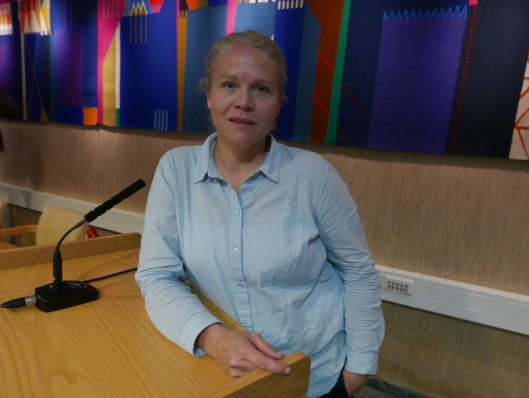 FORSKER: Sigrid Haande fra Norsk Institutt for vannforskning (NIVA).