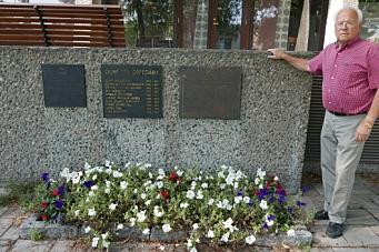 Planer om minnepark i sentrum