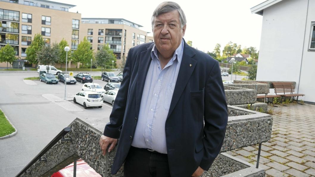 AVVENTER DESEMBER-MØTET: UMP-leder og varaordfører Kjell Pettersen (H).