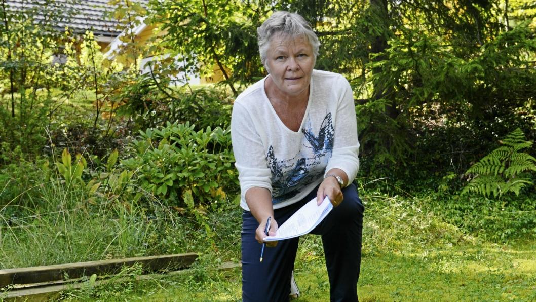 SER FREMOVER: Leder i Oppegård Idrettsråd, Nina Vøllestad, presiserer at basishall er ute av bildet og at idretten nå må være klare på sine ønsker innenfor de gitte rammene.