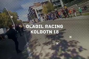 Se video fra dagens olabilløp