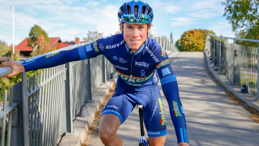 Carl Fredrik Hagen har hatt en strålende utvikling som landeveissyklist. Fra 2019 er 27-åringen en del av det belgiske profflaget Lotto-Soudal.
