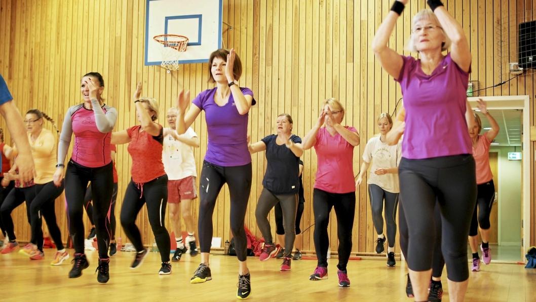 Friskis&Svettis Oppegård tilbyr gratis trening på lørdag når de feirer 20-årsjubileum.