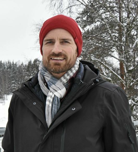 STØTTER UTBYGGEREN: Plansjef Arild Øien sier Oppegård kommune støtter opp om videre utvikling av The Well.