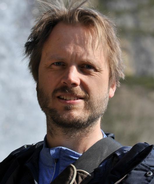 ENGASJERT I SAKEN: Anders Eldor Boye.