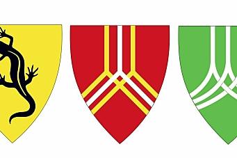 Hvilket kommunevåpen liker du?