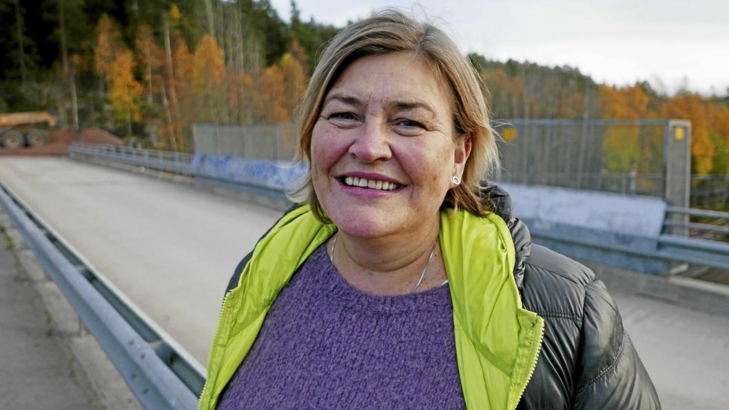 DEBATTINNLEGG: Gruppeleder for Oppegård Ap Merete Bellingmo.