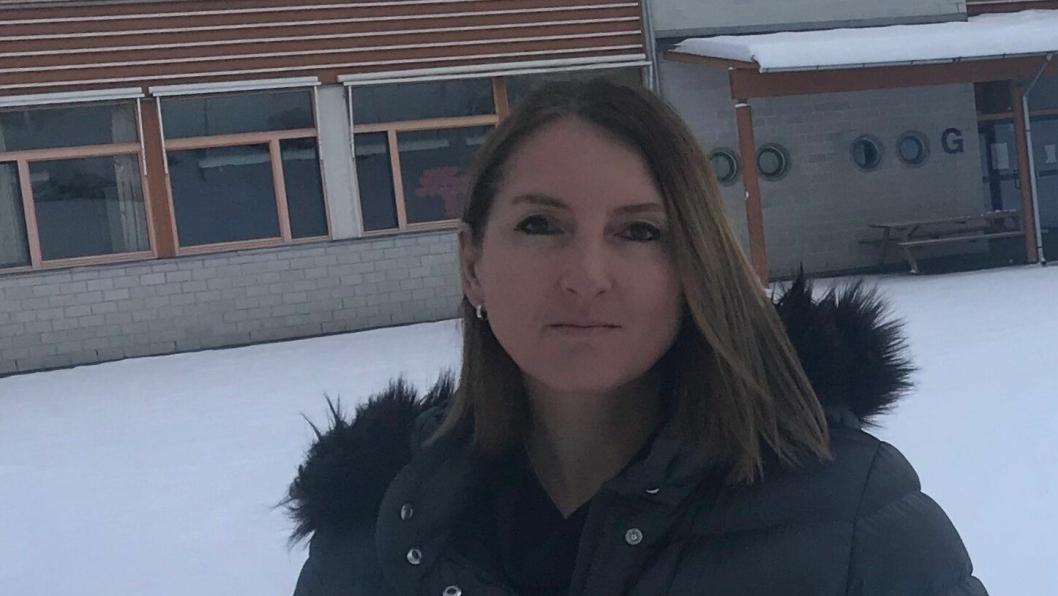 LESERINNLEGG: Marina Maneas Bakkum, foreldrekontakt for 7. klasse ved Østli skole, har skrevet et leserinnlegg etter å ha konferert med mange av foreldrene i klassen.