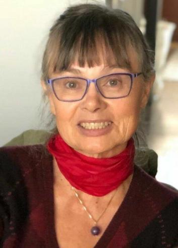 KONTAKTET AVISEN: Irmela Freymann.