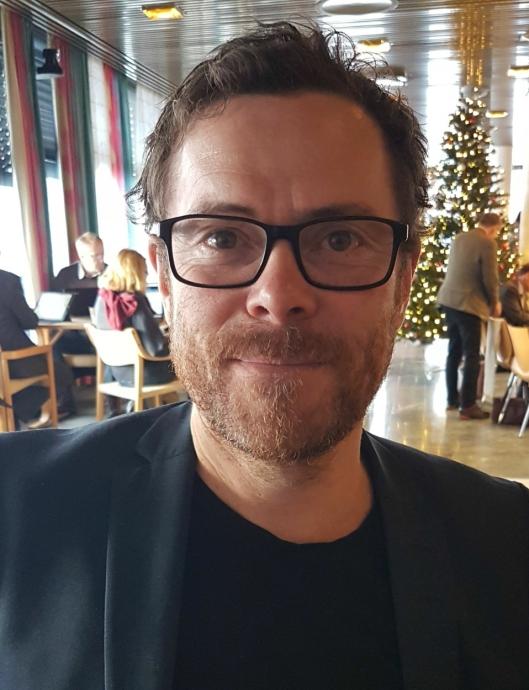 FORNØYD MED VEDTAKET: Jens Nordahl (MDG).