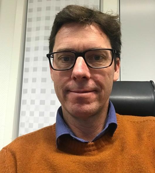 ENGASJERT I SAKEN: Håkon Arald Gulbrandsen (49), varamedlem i Utvalg for miljø og plan (UMP) for SV Oppegård.