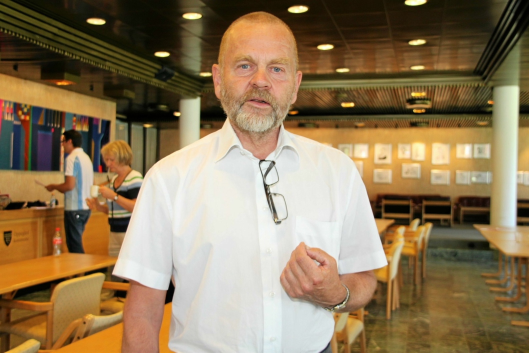 REAGERER PÅ MANGLENDE OPPFØLGNING: Bjørn Gunnar Ganger (Ap).