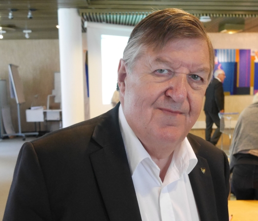 FORKLARER: – Det har vært problemer med å rekruttere deltakere, sier varaordfører og leder av Utvalget for miljø og plan (UMP), Kjell G. Pettersen (H).