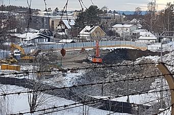 – Kjører anleggsvannet fra Storebukta til Vestby