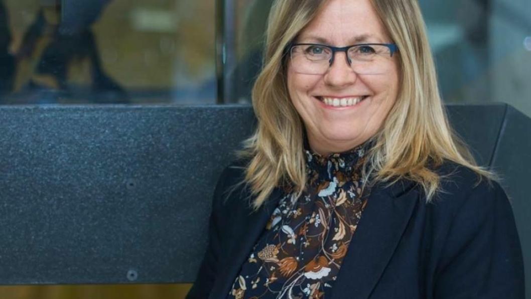 – BLI MED DU OGSÅ: Tidligere ordfører i Ski, Anne Kristine Linnestad (H), inviterer ledere i Follo til frokostseminar.
