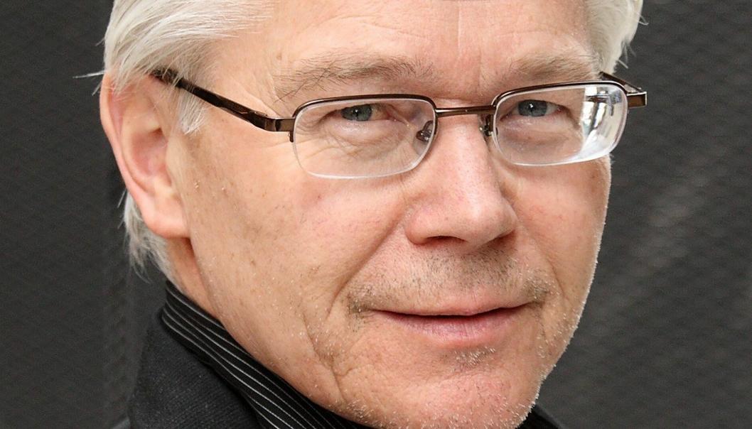 KLAR MENING: Spåkekspert Sylfest Lomheim er ikke tvil: Det må hete Kolbotnvannet.