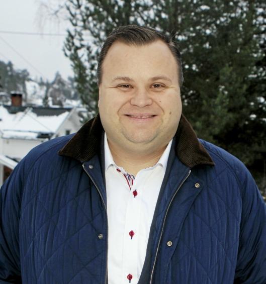 FORNØYD MED ÅRETS RESULTATER: Ordfører Thomas Sjøvold.