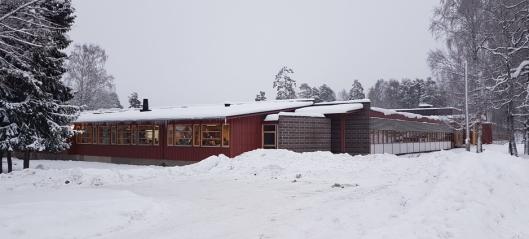 Kritisk mot boligutbygging av skoletomten