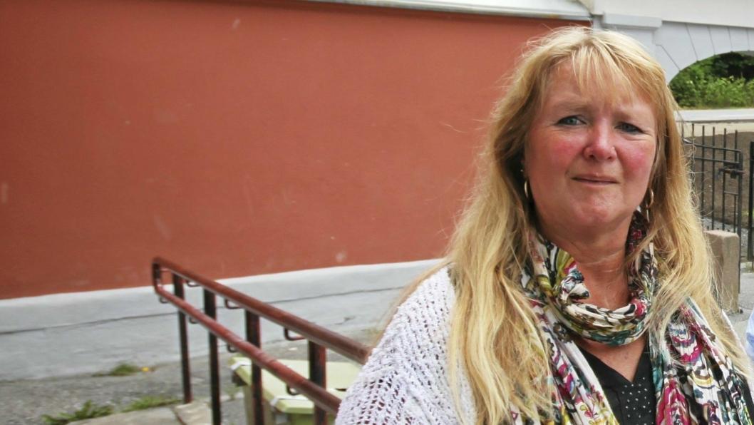 SLUTTET: Rektor Birgitte Solberg ga fredag beskjed at hun slutter ved Greverud skole. Dette bildet tok vi av rektoren i 2015.
