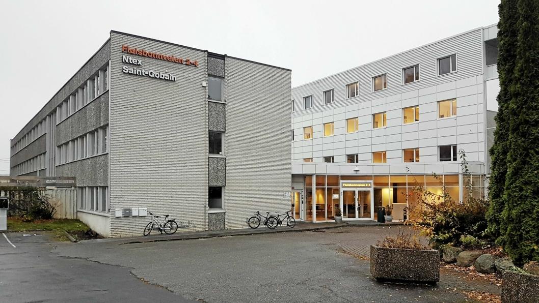 FLYTTET TIL SOFIEMYR: Jernias showrom ble til seks undervisningsrom i fjor høst da Oppegård kvalifiseringssenter (OKS) flyttet inn i Fløisbonnveien 2-4.