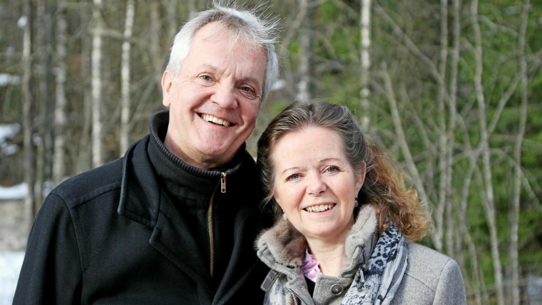 PAR I MUSIKK: Liv Ragnhild og Sven Torneberg har Scenario som sitt store hjertebarn. Denne helgen er det ny oppsetning i Kolben.