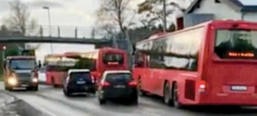 Flere store og små trafikksikkerhetstiltak på vei