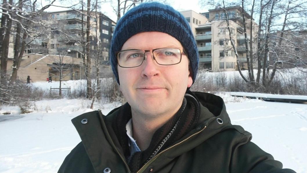 """GJØR DET KLART: """"De Grønne er også for utvikling og fortetting"""", skriver Hans Martin Enger (Oppegård MDG) i sitt debattinnlegg."""