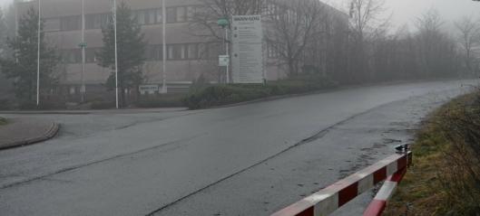 Syklist skadet i trafikkulykke på Trollåsen