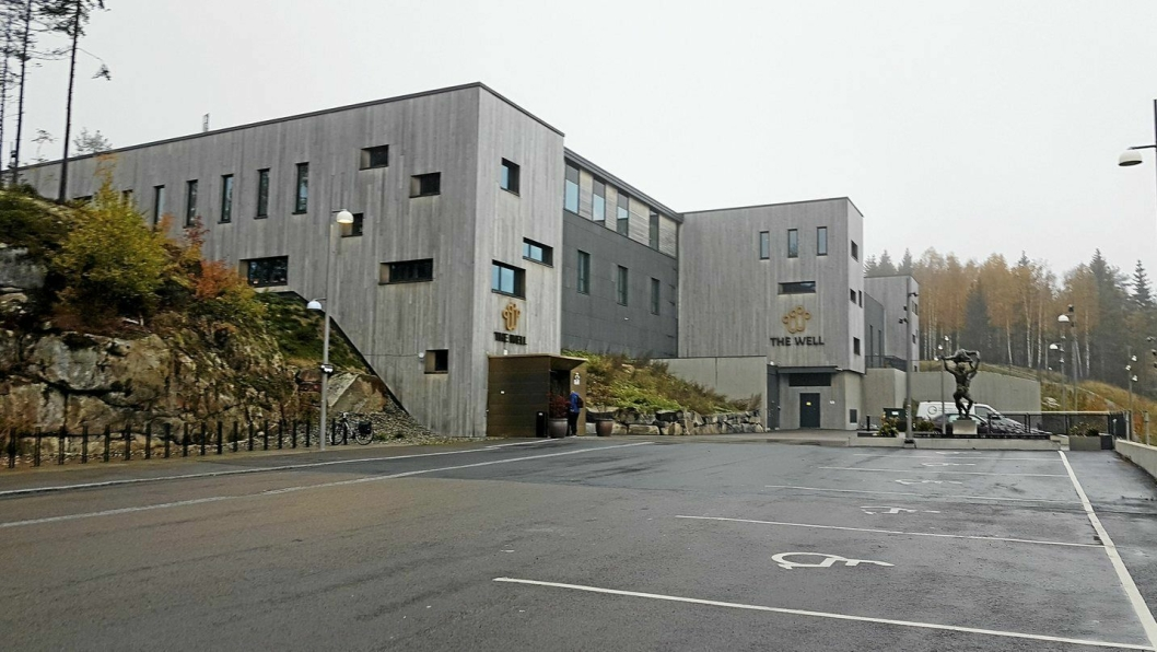 TRE ÅR PÅ SOFIEMYR: Nordens største dagspa, The Well, ble åpnet i desember 2015 som et opplevelse- og spaanlegg med ulike opplevelser innen velvære, bad og badstuer. Nå skal det bygges et hotell ved siden av det.
